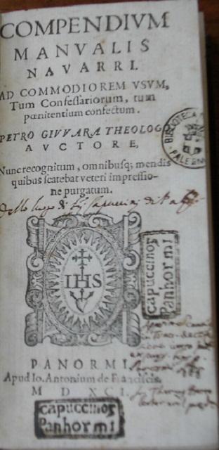 [1591] Compendium manualis Navarri