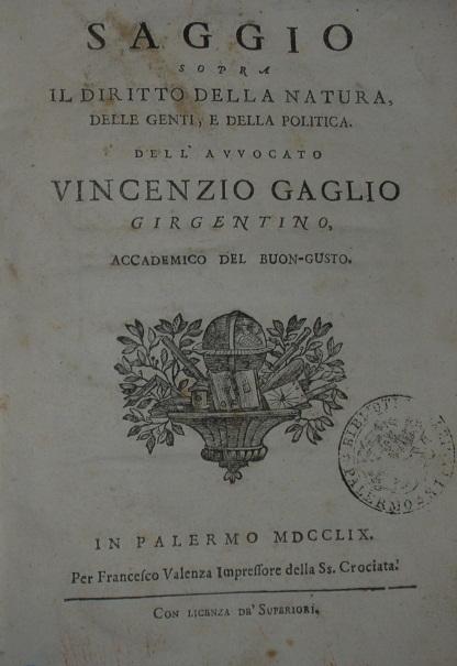 [1759] Saggio sopra il diritto della natura