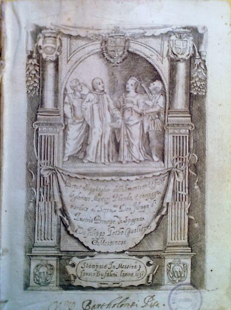 [1591] Breve raguaglio dell'Inventione